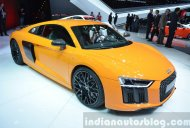 2016 Audi R8, A8 L Security and Audi prologue concept to debut at Auto Expo 2016 - IAB Report