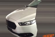 Ford Mondeo facelift spotted undisguised - China