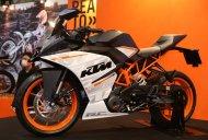 KTM 250 Duke, KTM RC250 world premiere in Japan - Report