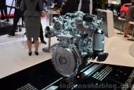 Kia 1-litre T-GDI engine and 7-speed DCT - 2015 Geneva Live