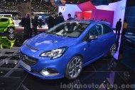 2015 Opel Corsa OPC - 2015 Geneva Live