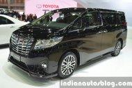 2015 Toyota Alphard - 2015 Bangkok Live