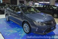 Toyota Camry hybrid production in India comes to a halt - Report