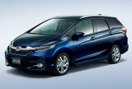New Honda Shuttle (City/Jazz station wagon) revealed in Japan - IAB Report
