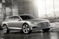 Audi Prologue allroad concept revealed ahead of Auto Shanghai - IAB Report