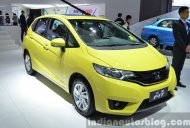 India-bound Honda Jazz (Honda Fit) - Auto Shanghai Live