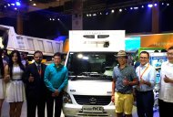 Tata showcases 6 CVs and 3 cars at the Manila International Show - IAB Report