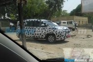 Chevrolet Trailblazer and Chevrolet Spin spotted in Rajasthan - Spied