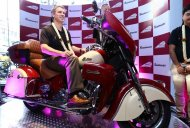 Indian Dark Chief Horse & Indian Roadmaster launched - IAB Report