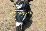 Production Hero Dash scooter (Honda Activa rival) caught on test - Spied