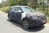 IAB reader snaps top-end Hyundai ix25 on test in Greater Noida - Spied
