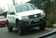 Suzuki Grand Vitara off-road version spotted testing - Brazil