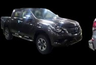 2016 Mazda BT-50 pickup (facelift) revealed in spyshots - Report