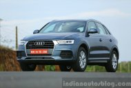 Audi Q3 30 TFSI (1.4L) launched in India at INR 32.2 Lakhs
