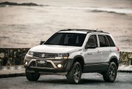 Suzuki Grand Vitara 4Sport launched - Brazil