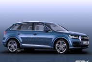 Production Audi Q1 to be called 'Audi Q2'; Debut at Geneva 2016 - IAB Exclusive
