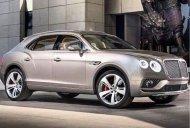 W12-powered 2016 Bentley Bentayga - Rendering