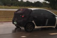 2016 Hyundai HB20 and Hyundai HB20S snapped testing ahead of launch – Spied