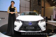 Lexus ES Hybrid could be locally assembled in India - Report