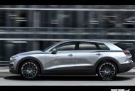 Production Audi Q6 - IAB Rendering