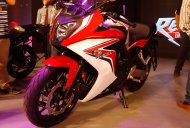 Honda CBR650F offered with 1 lakh rupee discount in Mumbai