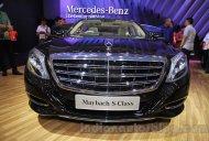 Mercedes Maybach S-Class, Mercedes AMG GT S - GIIAS 2015
