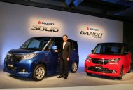 2016 Suzuki Solio launched in Japan - Report