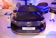 2015 VW Touareg (facelift), VW Scirocco, VW Beetle launched - 2015 Nepal Auto Show Live