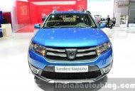 Dacia Sandero Stepway with Easy-R AMT – 2015 Frankfurt Motor Show Live