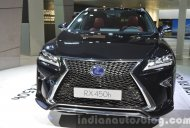 Lexus deliveries to start in India in March 2017