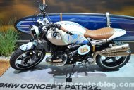 BMW Concept Path 22 - 2015 Frankfurt Motor Show Live