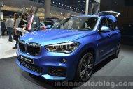 BMW X1 M-Sport, BMW X6 with M accessories - 2015 Frankfurt Motor Show Live