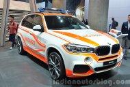 BMW X5 Emergency, BMW i3 Fluid Black, BMW M4 Frozen Red Metallic - 2015 Frankfurt Motor Show Live