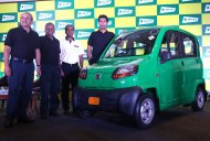 Bajaj Qute (RE60) unveiled, to be exported to 16 countries [Update]