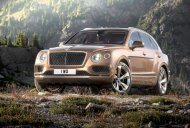 Bentley Bentayga revealed ahead of Frankfurt debut - Videos