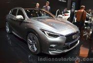 Infiniti Q30 - 2015 Frankfurt Motor Show Live [Update]