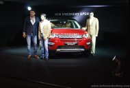Land Rover Discovery Sport launched in India, prices start from INR 46.10 lakhs - IAB Report
