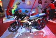 Mahindra Centuro Disc Brake, Mahindra Centuro Rockstar - 2015 Nepal Auto Show Live