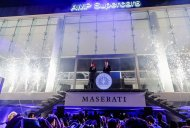 Maserati opens first dealership for India in New Delhi - IAB Report