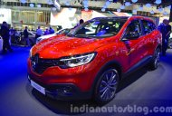 Renault Kadjar - 2015 Frankfurt Motor Show Live