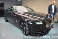Rolls Royce Wraith 'Inspired by Music' - 2015 Frankfurt Motor Show Live