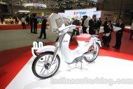 Honda EV-Cub Concept, Honda Super Cub Concept - 2015 Tokyo Live