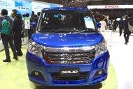 Suzuki Hustler (Facelift), Suzuki Solio Hybrid - 2015 Tokyo Live