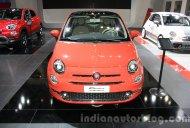 2016 Fiat 500 (facelift) - 2015 Dubai Live
