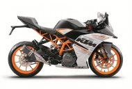 2016 KTM RC390 unveiled at 2015 EICMA - IAB Report