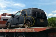 Fiat X1H entry-level hatchback caught on a vehicle carrier - Spied
