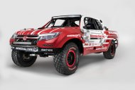 Honda Ridgeline race truck unveiled, previews 2017 Ridgeline pick-up - IAB Report