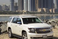 2015 Chevrolet Tahoe wins Middle East COTY' 'Best Large SUV' title - IAB Report