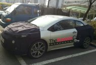 2016 Kia Forte Koup (facelift) spotted in South Korea - Spied