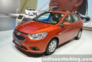 Chevrolet Sail 3 - Motorshow Focus